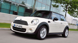 auto, motor und sport Leserwahl 2013: Kategorie A Minicars - Mini