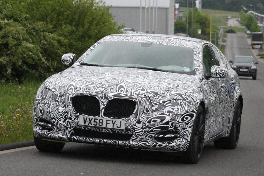 Jaguar X-Type Estate 3.0 V6 (Bildergalerie, Bild 1) - AUTO MOTOR UND ...