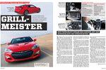 Fahrbericht Hyundai Genesis Coupé