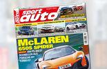 sport auto - Heftcover - Ausgabe 03/15