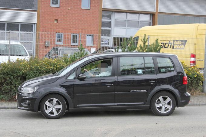 Erlkoenig VW Touran fotoshowImage 612796a5 629523 Nowy Volkswagen Touran