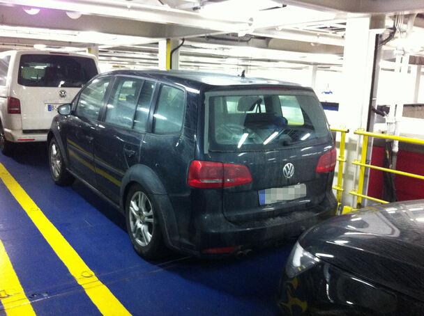 Erlkoenig VW Touran fotoshowImage b57cd738 744721 Nowy Volkswagen Touran